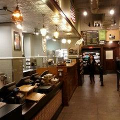 Photo taken at Potbelly Sandwich Shop by Noah W. on 11/12/2011
