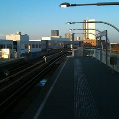 Photo taken at Metrostation Spijkenisse Centrum [C, D] by Mustafa C. on 10/22/2011