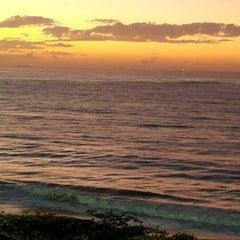 Photo taken at Praia de Itaparica by Pv B. on 5/12/2012