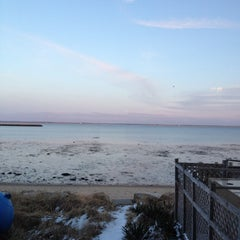 Photo taken at Bayside Betsy's by Alicia C. on 3/10/2012