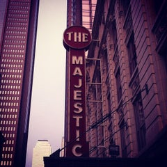 Photo taken at Majestic Theatre by Dana C. on 4/10/2012