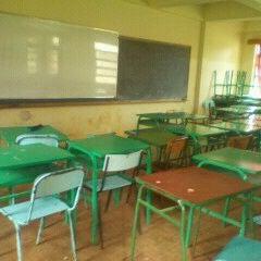Photo taken at Seminar Room 2 (SR2) by Okonji K. on 9/6/2011