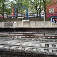 Photo taken at Metro North - Fordham Train Station by Kevin K. on 4/27/2011