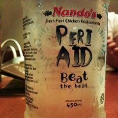 Photo taken at Nando's by Azim A. on 7/17/2012