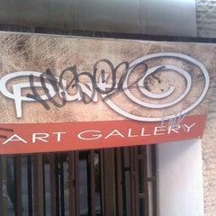 Photo taken at aрт гaлери by Alex Z. on 6/29/2011