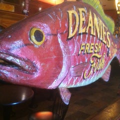 Photo taken at Deanie's Seafood by Patrick B. on 6/19/2012