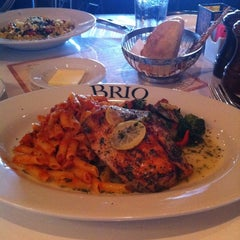 Photo taken at Brio Tuscan Grille by George T. on 4/4/2012