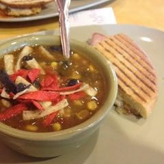 Photo taken at Panera Bread by Matt B. on 5/1/2012