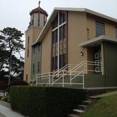 Photo taken at St John's United Church of Christ by Karen S. on 4/29/2012