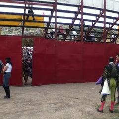 Photo taken at San Pedro Xalostoc by Humberto G. on 7/8/2012