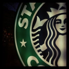 Photo taken at Starbucks Coffee by B .. on 3/13/2012
