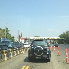 Photo taken at Gerbang Tol Padalarang by Irsan G. on 8/20/2012