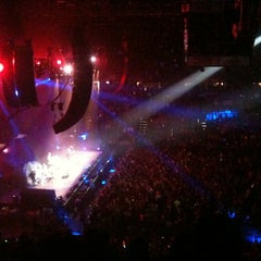 Photo taken at Pacific Coliseum by Linley F. on 2/10/2012