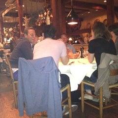 Photo taken at Evvia Estiatorio by Madhu on 9/10/2012