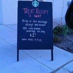 Photo taken at Starbucks by Theresa D. on 8/9/2012