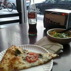 Photo taken at Pizza Schmizza by Monique R. on 7/7/2012