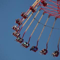 Photo taken at Windseeker by Cedar Point on 8/25/2012