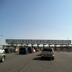 Photo taken at U.S./Canada border - Champlain-St. Bernard de Lacolle Crossing by Patrick G. on 7/31/2012