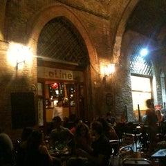 Photo taken at Bar La Linea by Jacopo C. on 7/6/2012