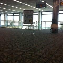 Photo taken at Terminal 1 by Anton U. on 5/4/2012