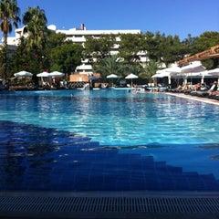 9/1/2012 tarihinde Tugce Beran A.ziyaretçi tarafından Rixos Premium Tekirova'de çekilen fotoğraf