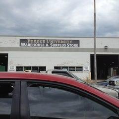 Photo taken at Purdue Salvage by Karen S. on 5/31/2012