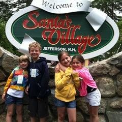 Photo taken at Santa's Village by Erica M. on 7/5/2012