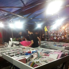 Photo taken at Pasar Malam by Blen B. on 6/9/2012