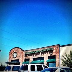 Photo taken at Starbucks by Shana D. on 6/2/2012