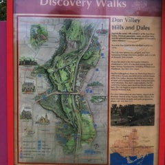 Photo taken at Discovery Walk DVP Footbridge by Won Sun P. on 5/27/2012