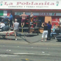 Photo taken at La Poblanita Mexican Store by Frank M. on 7/4/2012