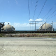 Photo taken at San Onofre Nuclear Generating Station by Jules V. on 4/14/2012