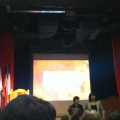 Photo taken at Auditorio by Sergio Antonio T. on 3/7/2012