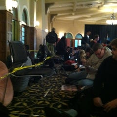 Photo taken at Iowa Memorial Union by Ben Walizer on 4/23/2012