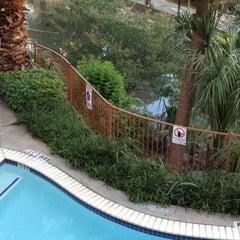 Photo taken at Hotel Indigo San Antonio-Riverwalk by Daron B. on 5/14/2012