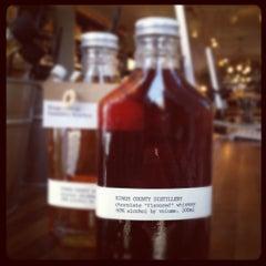 Photo taken at Dry Dock Wine & Spirits by Rei W. on 3/11/2012