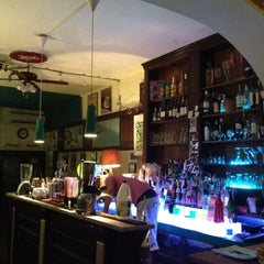 Photo taken at Bar del Cinque by Mademoiselle C. on 7/27/2012