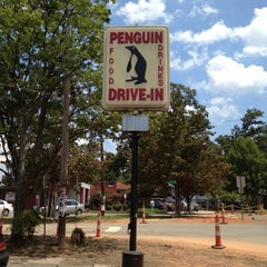 Photo taken at Penguin Drive-In by Cameron L. on 7/29/2012