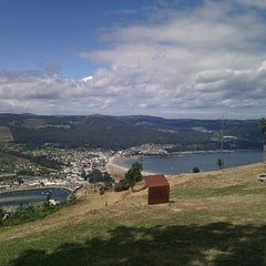 Photo taken at Mirador de San Roque by Alexandre on 8/19/2012