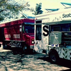 Photo taken at Food Truck Extravaganza by Jill S. on 3/21/2012