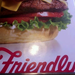 Photo taken at Friendly's by Aaron S. on 7/22/2012