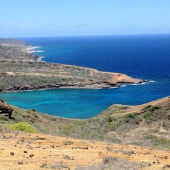 Photo taken at Koko Head Crater Trail by Edward L. on 8/28/2012