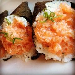 Photo taken at Aiko Restaurante by Marcelo Kenji H. on 7/1/2012