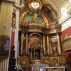 Photo taken at Iglesia San Pedro de Lima by Juan B. on 7/28/2012