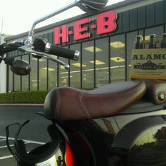 Photo taken at H-E-B by Brandi Jo N. on 8/27/2011