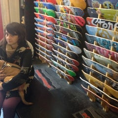 Photo taken at Reciprocal Skateboards by Aaron H. on 3/25/2012