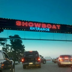 Photo taken at Showboat Drive-In by Kristopher H. on 5/1/2011