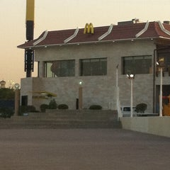 Photo taken at McDonald's | ماكدونالدز by waled s. on 7/3/2012