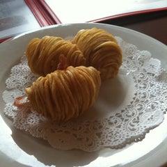 Photo taken at Dolsot House | K-Town BBQ Korean Restaurant by Elise H. on 9/2/2011