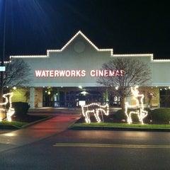 Photo taken at Waterworks Cinema by Matt C. on 12/7/2011